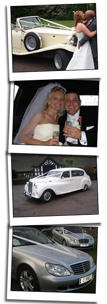 Bolton wedding cars graphic