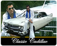 Cadillac and Elvis